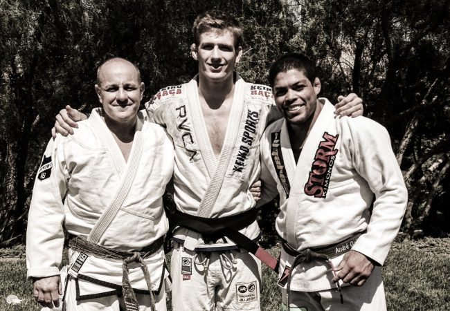 "Keenan Cornelius: ""The black belt gives you a sense of power"""