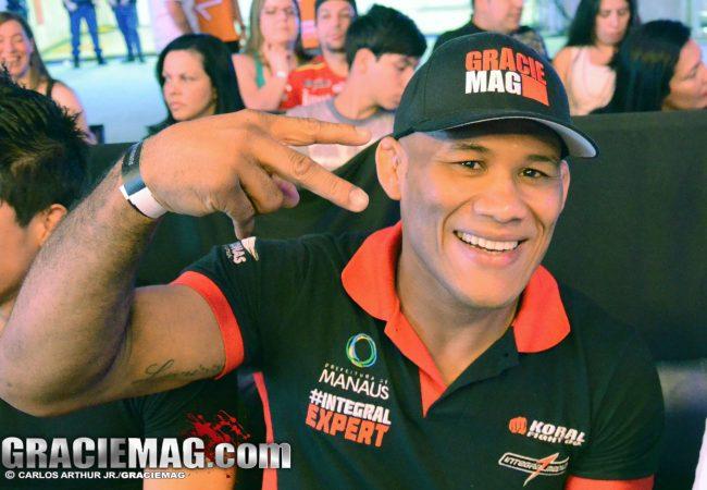 Ronaldo Jacaré e mais duas feras do Jiu-Jitsu com lutas marcadas no UFC