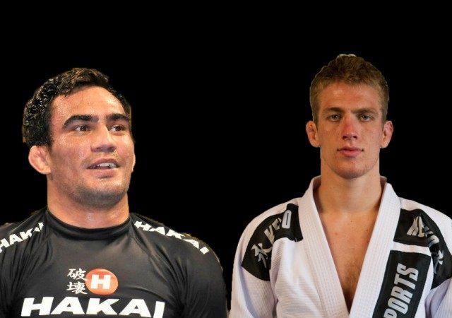World Jiu-Jitsu Expo casa luta entre Lucas Leite e Keenan Cornelius