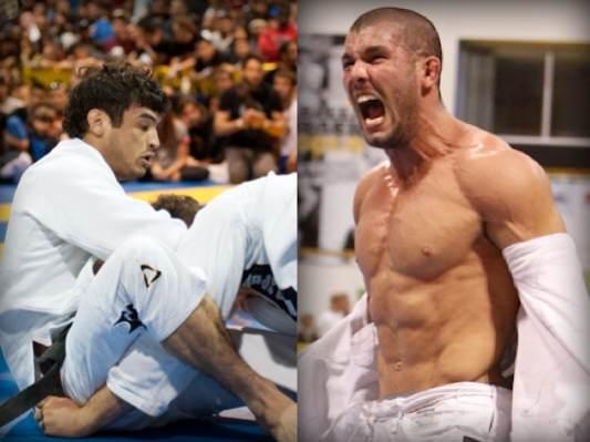 Kron Gracie to face Rodolfo Vieira in no-gi superfight at 2013 World Jiu-Jitsu Expo