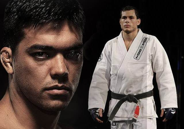 Roger Gracie, Lyoto Machida seminar at world Jiu-Jitsu Expo