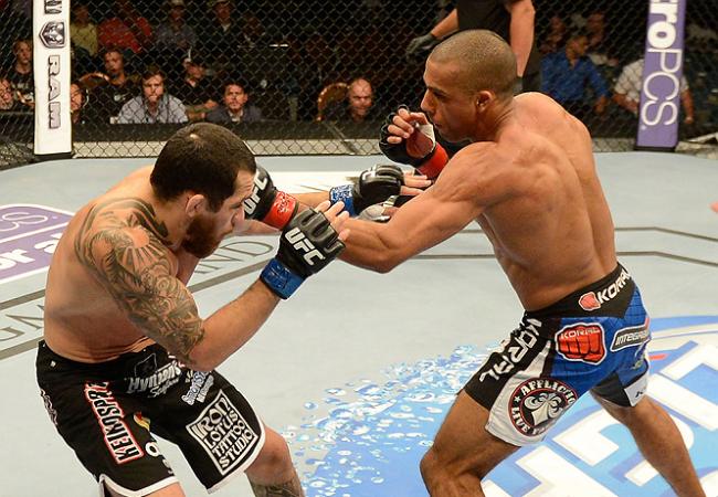 """Edson Barboza e a """"escalada"""" até o cinturão no UFC deste sábado"""
