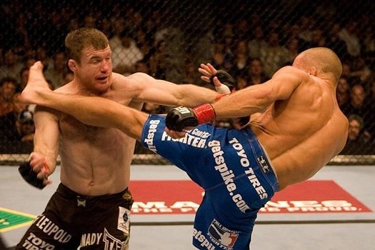 Free UFC Fight: Watch Georges St-Pierre vs. Matt Hughes from 2006