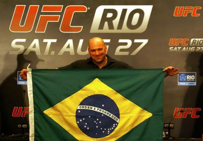 Você conhece os lutadores brasileiros hoje no UFC? Veja a lista