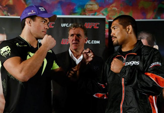 Confira, ao vivo, a pesagem e as encaradas do UFC: Machida x Muñoz