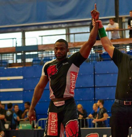 London No-Gi Open: Alan Finfou wins open class, other results