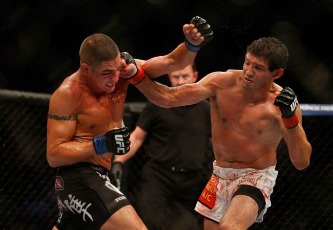 UFC 166 Video: Watch Gilbert Melendez vs. Diego Sanchez highlights