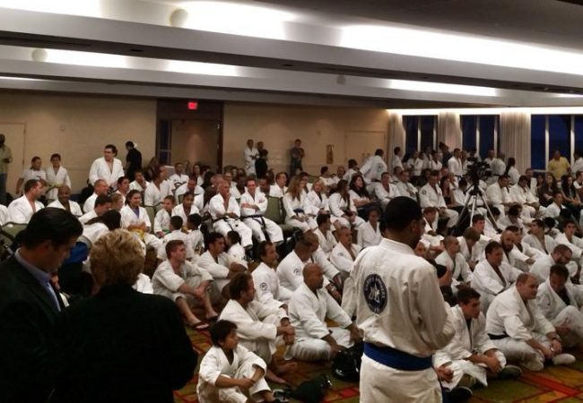 Valente brothers host successful tribute to 100 years of Helio Gracie with 300 guests
