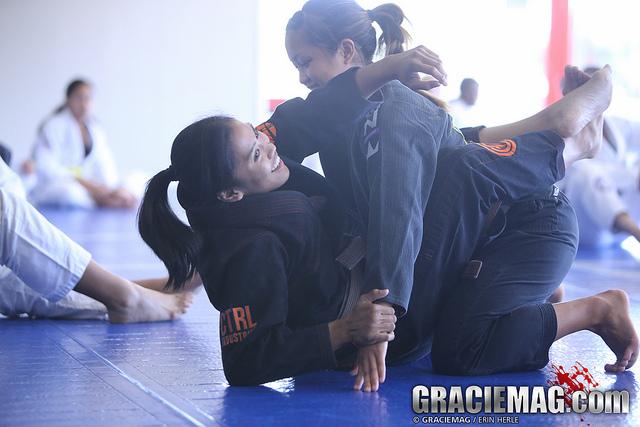 Kristina Barlaan to start women's program at GMA Institute of Martial Arts on Nov. 4