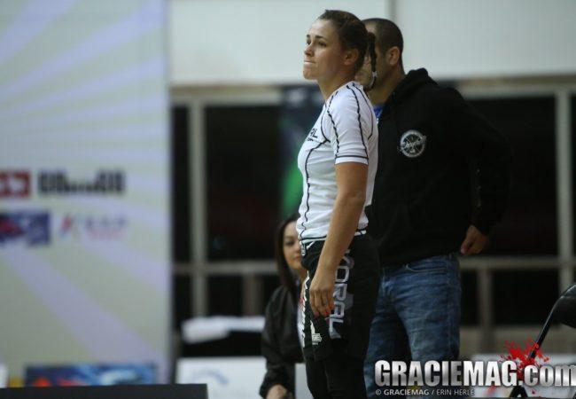 ADCC: A finalização de Michelle Nicolini em cima de Luanna, na divisão até 60kg