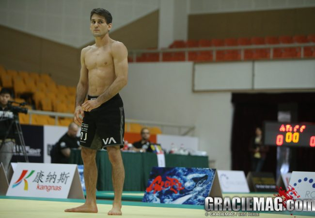 """Rafael Mendes out of the 2015 ADCC: """"Stay with my family is my priority now"""""""