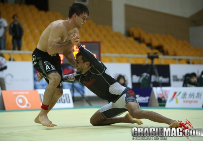 ADCC: Watch Rubens Cobrinha vs. Rafael Mendes