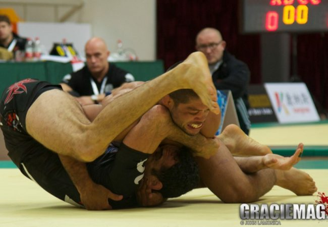 """André Galvão and the ADCC sub: """"A no-stalling match"""""""