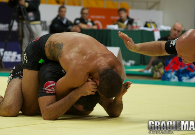 ADCC: Galvão vs. Braulio in six pictures