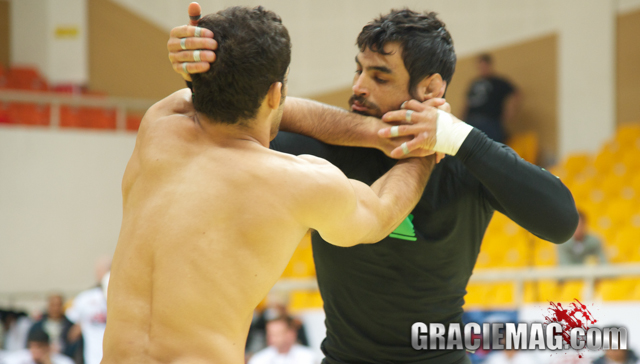 ADCC: Watch Kron Gracie vs. Otavio Sousa