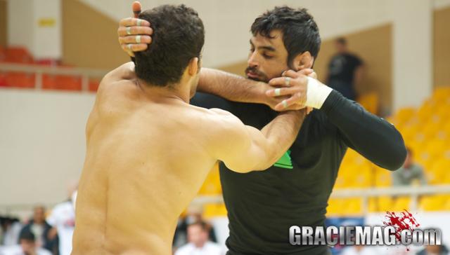 ADCC: Watch Kron Gracie vs. Otavio Sousa