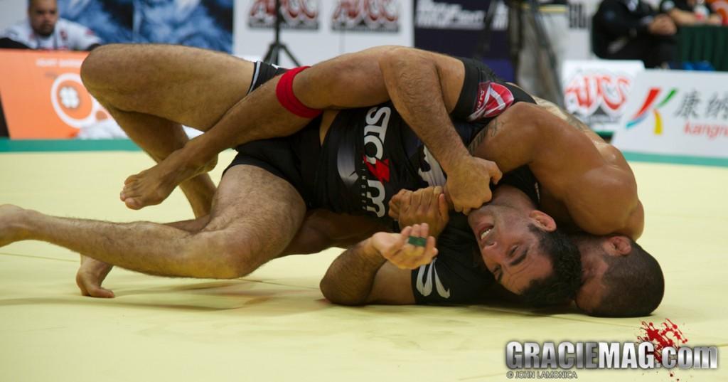 Braulio x Andre Galvao na superluta do ADCC 2013 por Lamonica