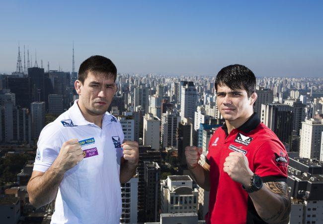 UFC: Erick Silva muda estilo e desafia Demian Maia nas redes sociais
