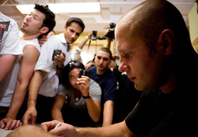 Fedor dá seu palpite para Velasquez x Cigano no UFC 166, sábado