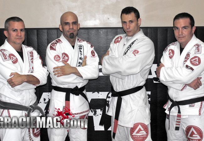 GMA Gracie Barra Burbank promotes its first two black belts