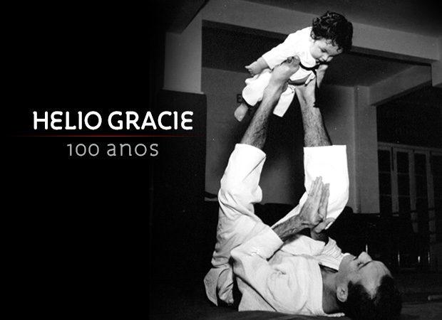 Em homenagem a Helio Gracie, veja 100 posições de Jiu-Jitsu e autodefesa
