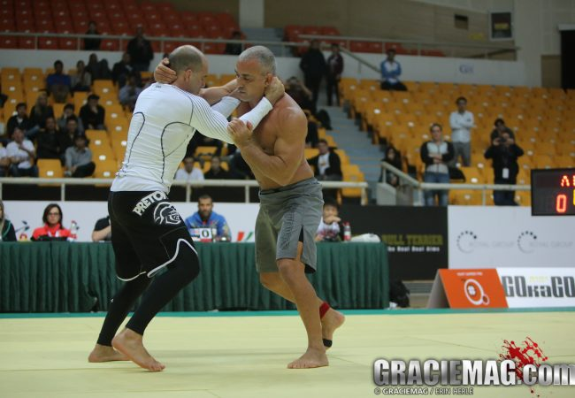ADCC 2015: master superfight Sperry vs. Liborio added