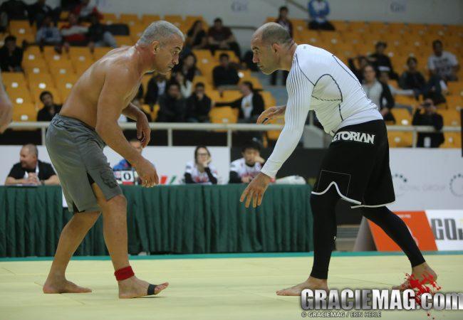ADCC 2013: Mario Sperry versus Fabio Gurgel superfight in photos