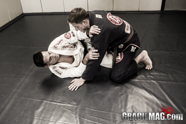 GMA Position: Improve your half-guard game with Joe Scarola