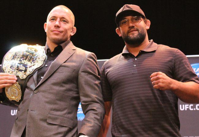 Johny Hendricks suffers 2nd-degree burns during UFC 167 commercial shoot