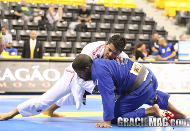 "Rico Bastos and the absolute gold: ""It's possible to be a world champion with  basic Jiu-Jitsu"""