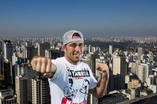 Jake Shields é mais um lutador do UFC que promete dar um bom espetáculo de Jiu-Jitsu em Long Beach, na segunda Expo. Foto: Divulgação/UFC