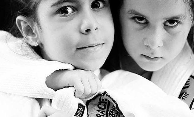 Proteja suas crianças com o Jiu-Jitsu