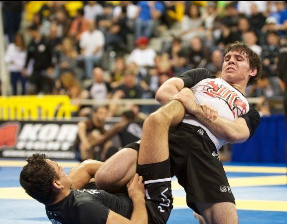 ADCC 2013: a insana disputa pelo bronze entre Justin Rader e João Miyao
