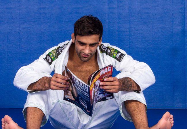 Longe do ADCC China, Leandro Lo faz planos no Jiu-Jitsu e sobe para o peso médio