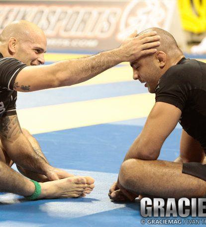 Xande Ribeiro, Bernardo Faria, Worlds No-Gi