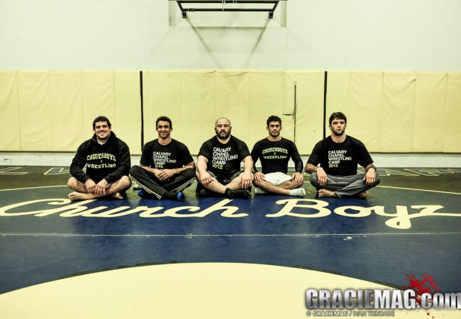 """Church Boyz"" return home after ADCC blowout"