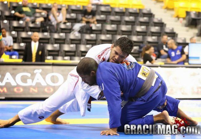 Mundial Master & Sênior de Jiu-Jitsu: Ricardo Bastos e Saulo Ribeiro absolutos