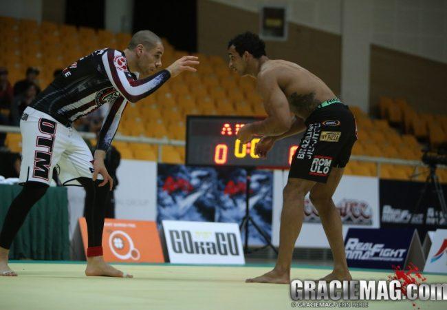 ADCC 2013: A guerra entre Rominho Barral e Rafael Lovato até 88kg