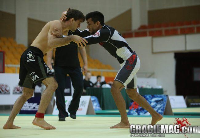 A guerra entre Rubens Cobrinha e Rafael Mendes na final do ADCC 2013