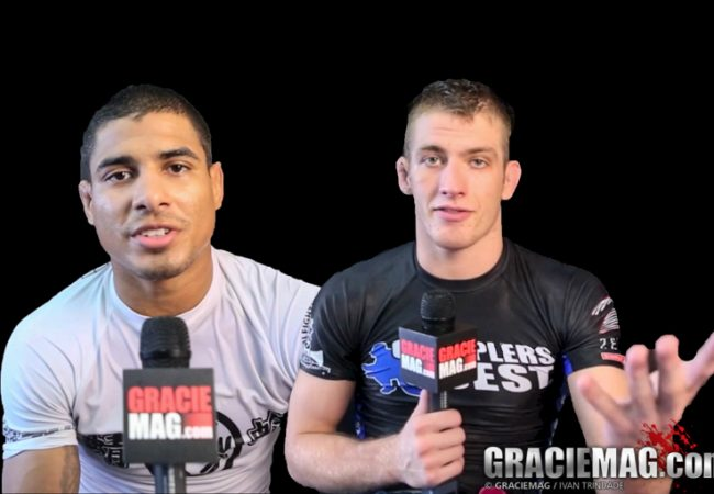 ADCC: JT, Keenan talk about their preparation and mindset to compete