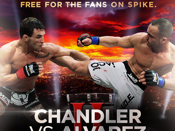 Bellator 106 no longer a PPV, will broadcast for free on Spike TV