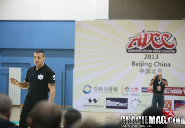ADCC 2013: Prepare for the ADCC livestream by understanding the unique rules