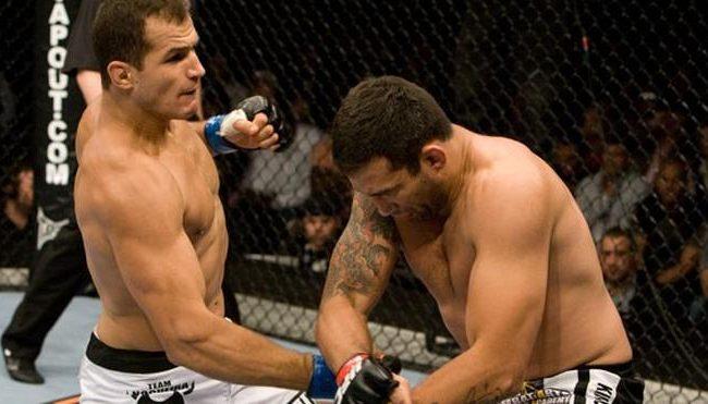 Vídeo: Veja Junior Cigano e o upper que nocauteou Werdum no UFC