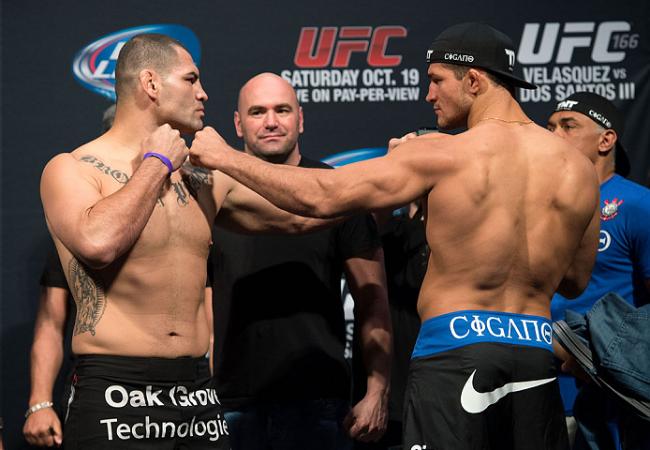 Confira os resultados do UFC 166: Velasquez x Cigano