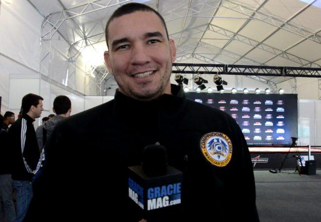Rodrigo Comprido analisa jogo de Demian Maia para o UFC Barueri