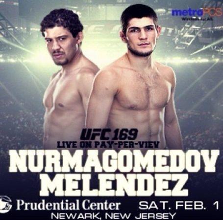 UFC: Melendez mira em Nurmagomedov e russo responde com pôster
