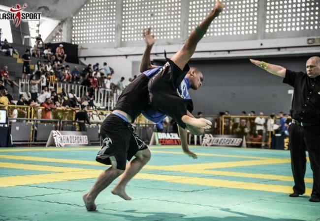 Brazilian No-Gi Nationals: Luiz Fernando Panza gets gold at black belt open