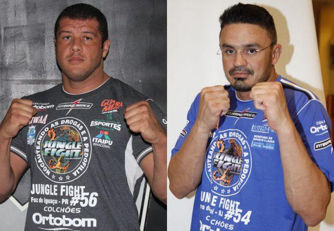 Disputa de cinturão peso pesado aquece Jungle Fight 60, em SP