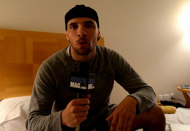Com 17 finalizações no MMA, Igor Araújo comemora estreia no UFC