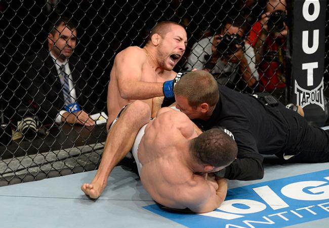 Vídeo: Rousimar Toquinho se desculpa por chave polêmica no UFC Barueri